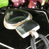 Green Kyanite in Sterling Silver Pendant (16.2 g)