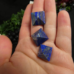 Mini Gemstone Pyramids