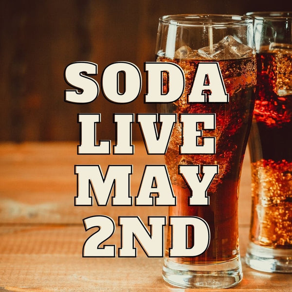 11342 Soda Live May 2nd 2021