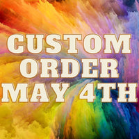10628 Custom Live May 4th 2021