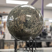 Showcase Ocean (Orbicular) Jasper Sphere