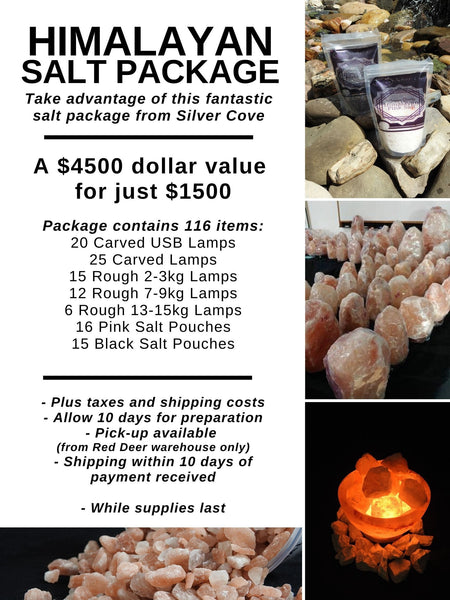 Himalayan Salt Package