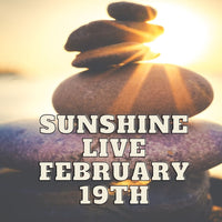 11868 Sunshine Live February 19th 2021