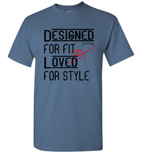 Designed For Fit Loved For Style Men 01