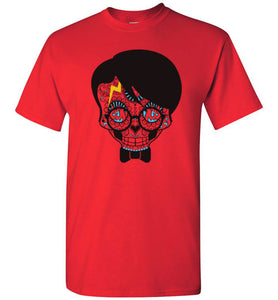 SugarSkull Design 05 Men T-Shirt