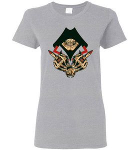 Skull Design 09 Women T-Shirt