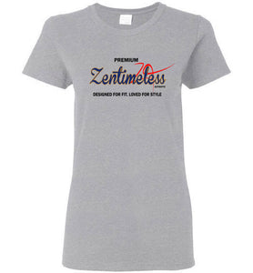 Zentimeless Women Premium T-Shirt