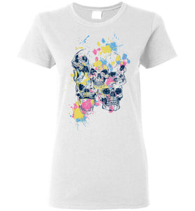Skull Design 10 Women T-Shirt
