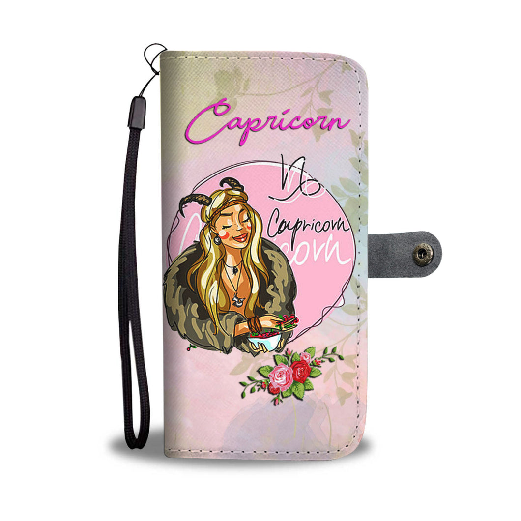 Zentimeless Capricorn Phone Case