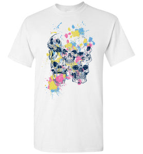 Skull Design 10 Men T-Shirt