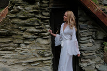 Eleanor Bridal Lace Robe