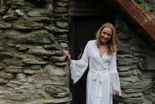 Eleanor Bridal Lace Robe - 1 x small - last one