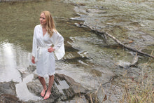 Aurora Bridal Lace Robe