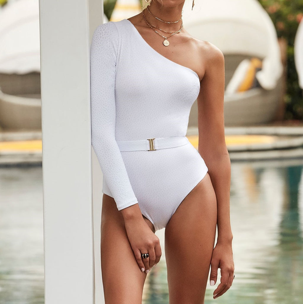 Signet One Shoulder One Piece