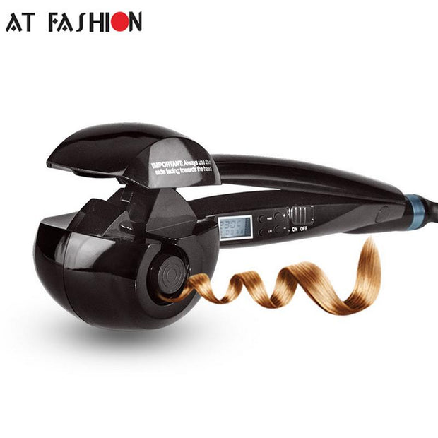 Professional Steam Automatic Hair Curler - ON SALE TODAY! (Free Shipping)