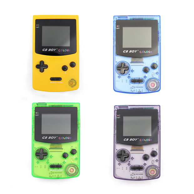 GB Boy Classic RETRO Colour Handheld Game