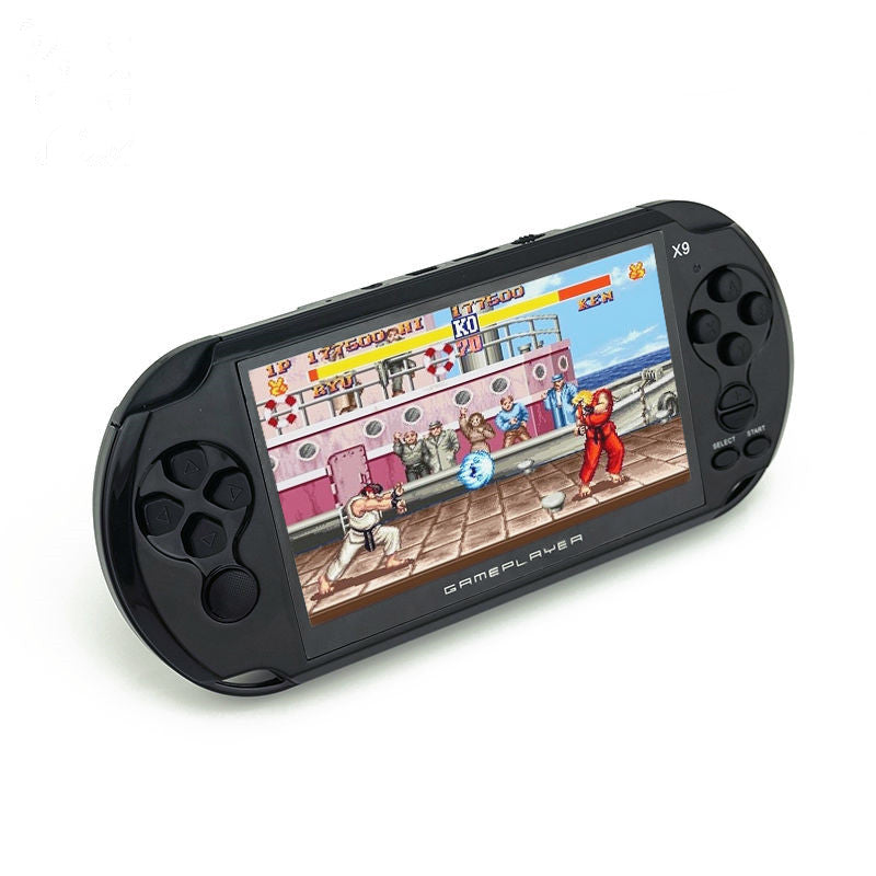 Hundreds of Childhood RETRO Console Player 5 INCH SCREEN