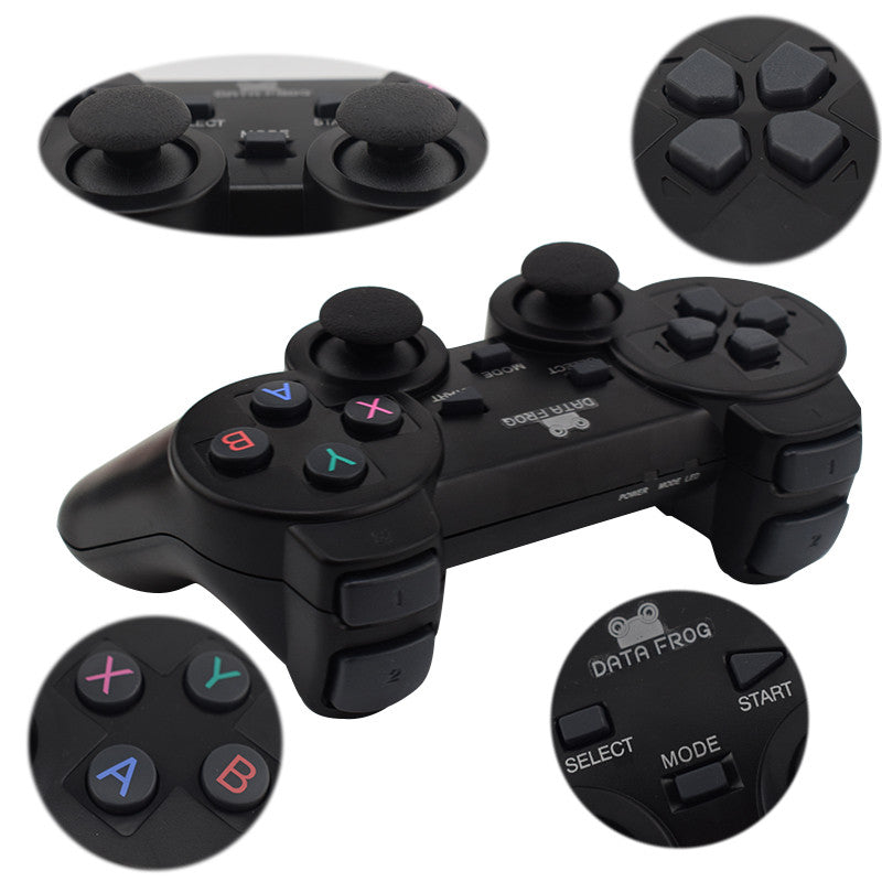 Wireless Gamepad PC For PS3 & Android - FREE SHIPPING WORLDWIDE !