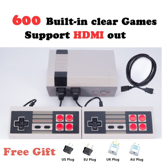 HDMI RETRO 600 CLASSIC GAME