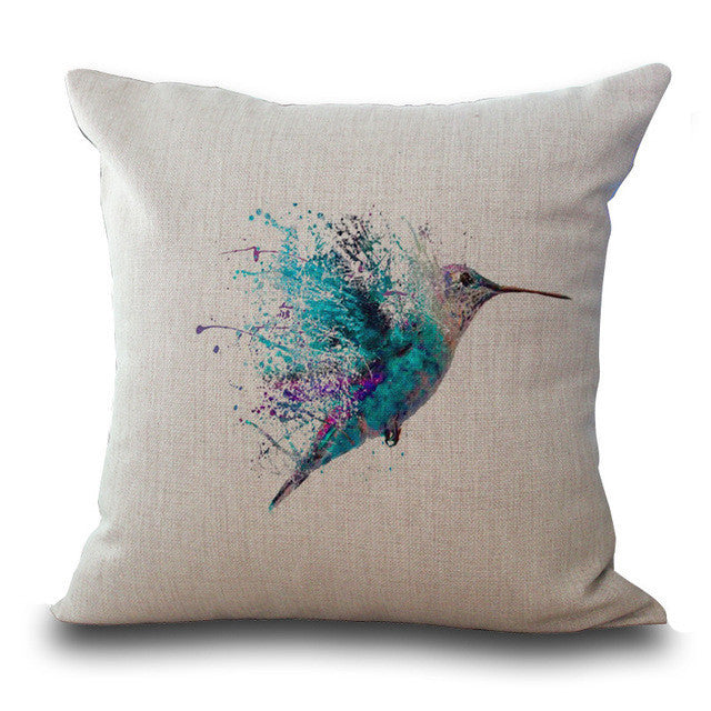 Colibri Pillow Case