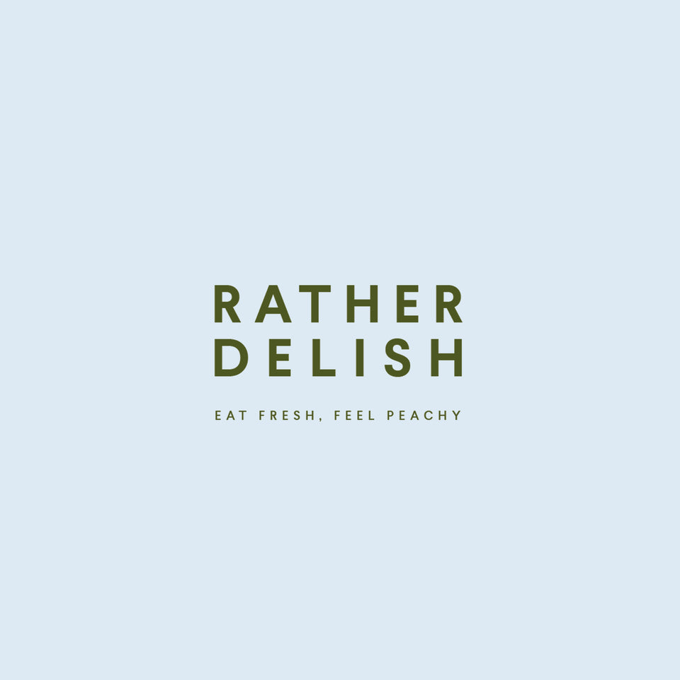 Rather Delish: Cookbook