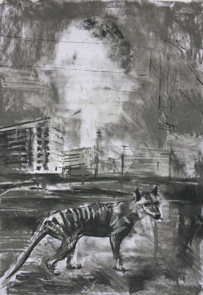 THYLACINE, TEST GROUND - THE PENTLAND EXPERIMENT