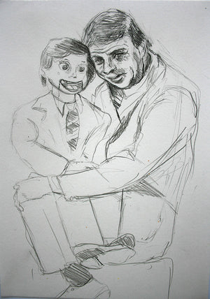 Phil & Little Michael - New Town Ventriloquist II
