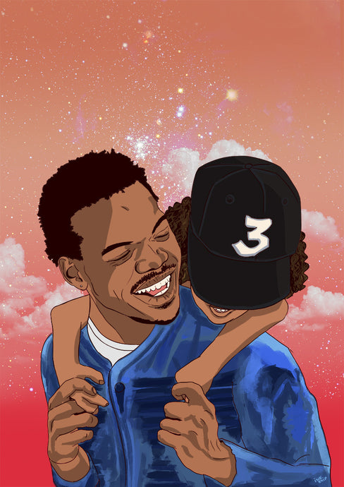 Chance the Rapper (A1 Only)