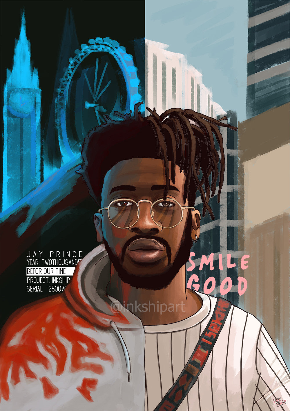 Jay Prince (A1 Only)