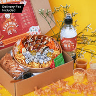 Multiple Location Delivery - Lo Hei Gift Box for 1 pax (min 6 gift boxes)