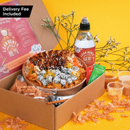 Multiple Location Delivery - Vegan Wealth Lo Hei Gift Box (min 6 gift boxes)