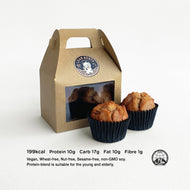F03 Apple Protein Muffin