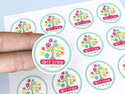 Sticker Sheets are the best value for money stickers
