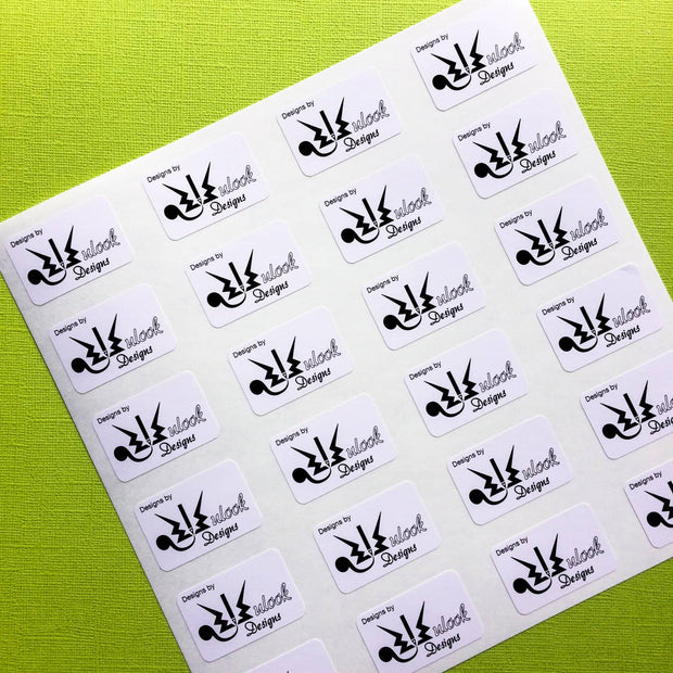 Rectangle Sheet Labels