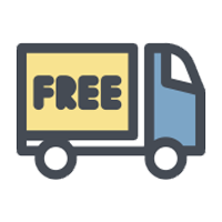 Free shipping on all laptop stickers