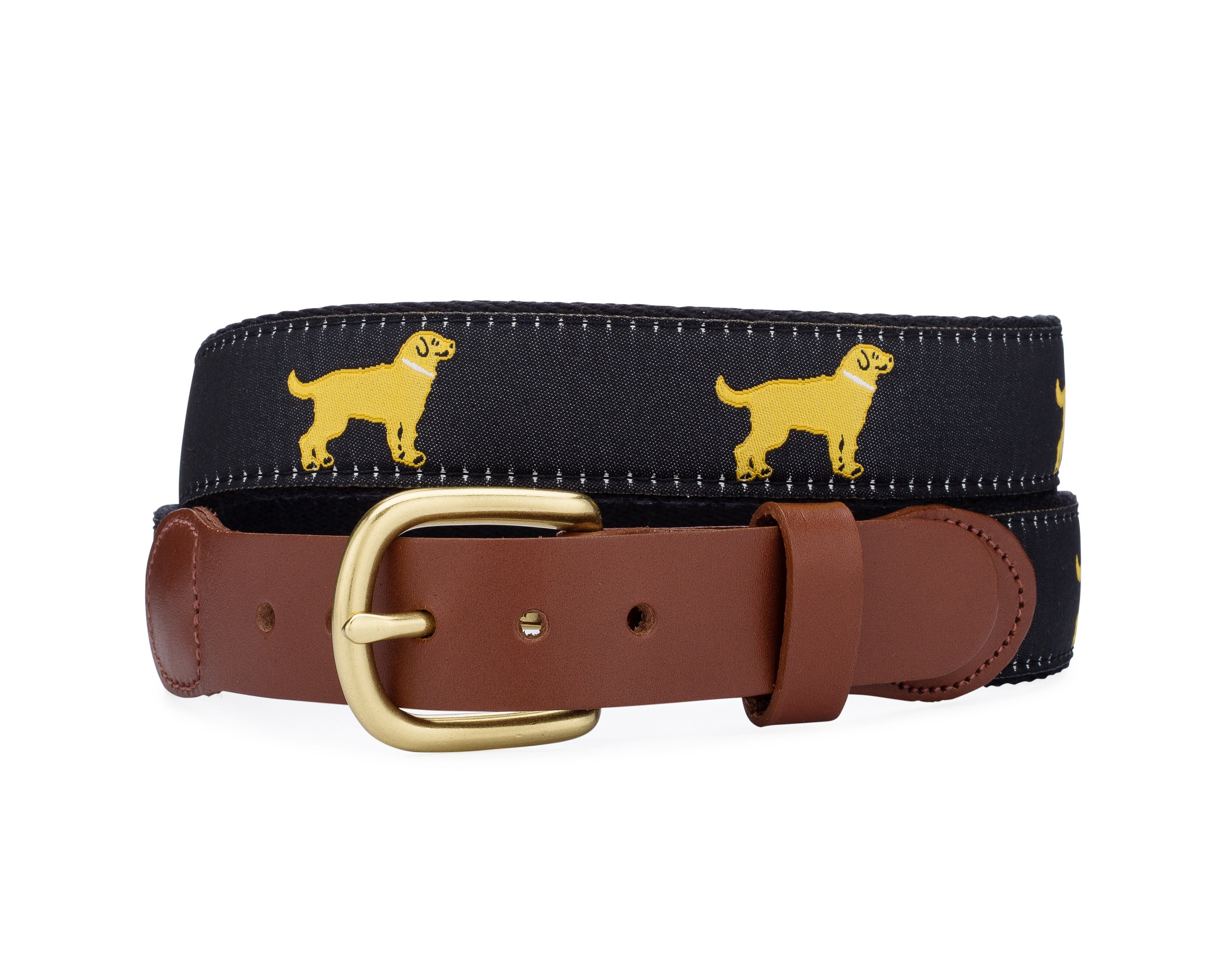 Yellow Dog® Fitted Belt