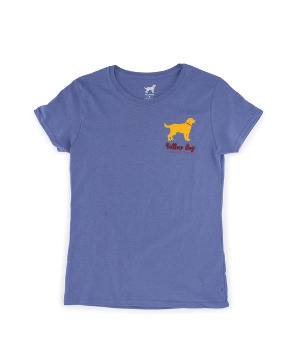 Short Sleeve t-shirt Yellow Dog Collection: Find Your Tribe