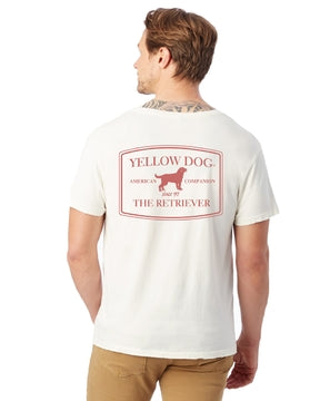 Vintage Sign of The Retriever T-shirt