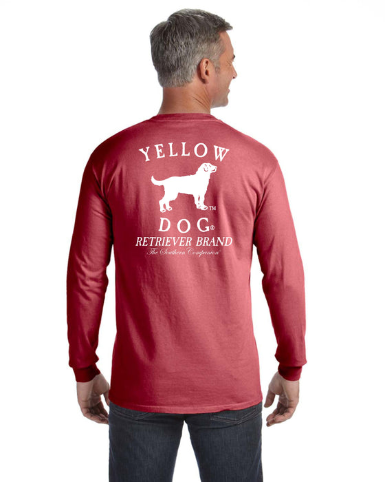 Yellow Dog Retriever Brand Southern Companion Long Sleeve T-shirt