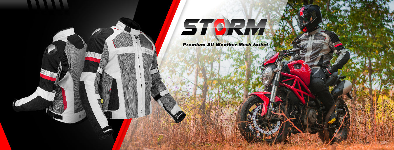 Motorcycle Protective Gear, Luggage and Accessories – Rynox Gears