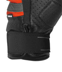 Rynox Air GT Gloves Grey Orange 8
