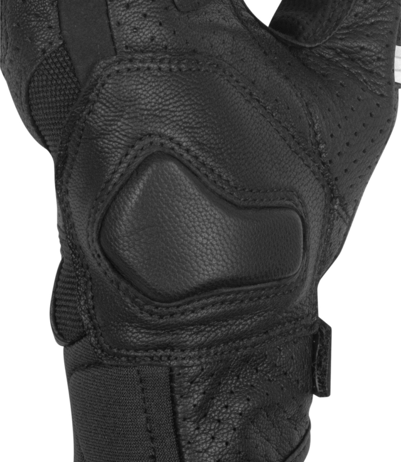 Rynox Air GT Gloves Black White  4