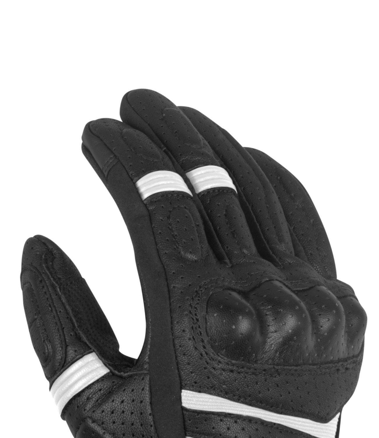 Rynox Air GT Gloves Black White  5