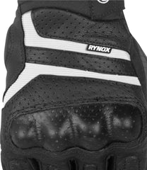 Rynox Air GT Gloves Black White  7