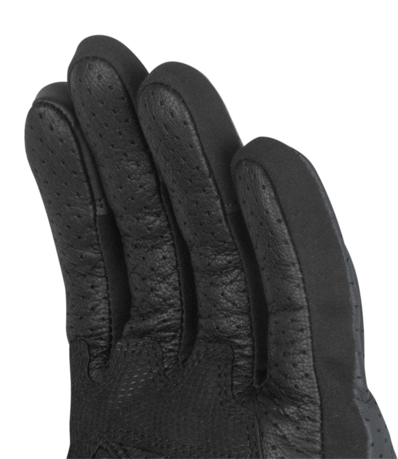 Rynox Air GT Gloves Black White  8