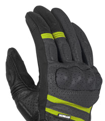 Rynox Air GT Gloves Grey Green 05
