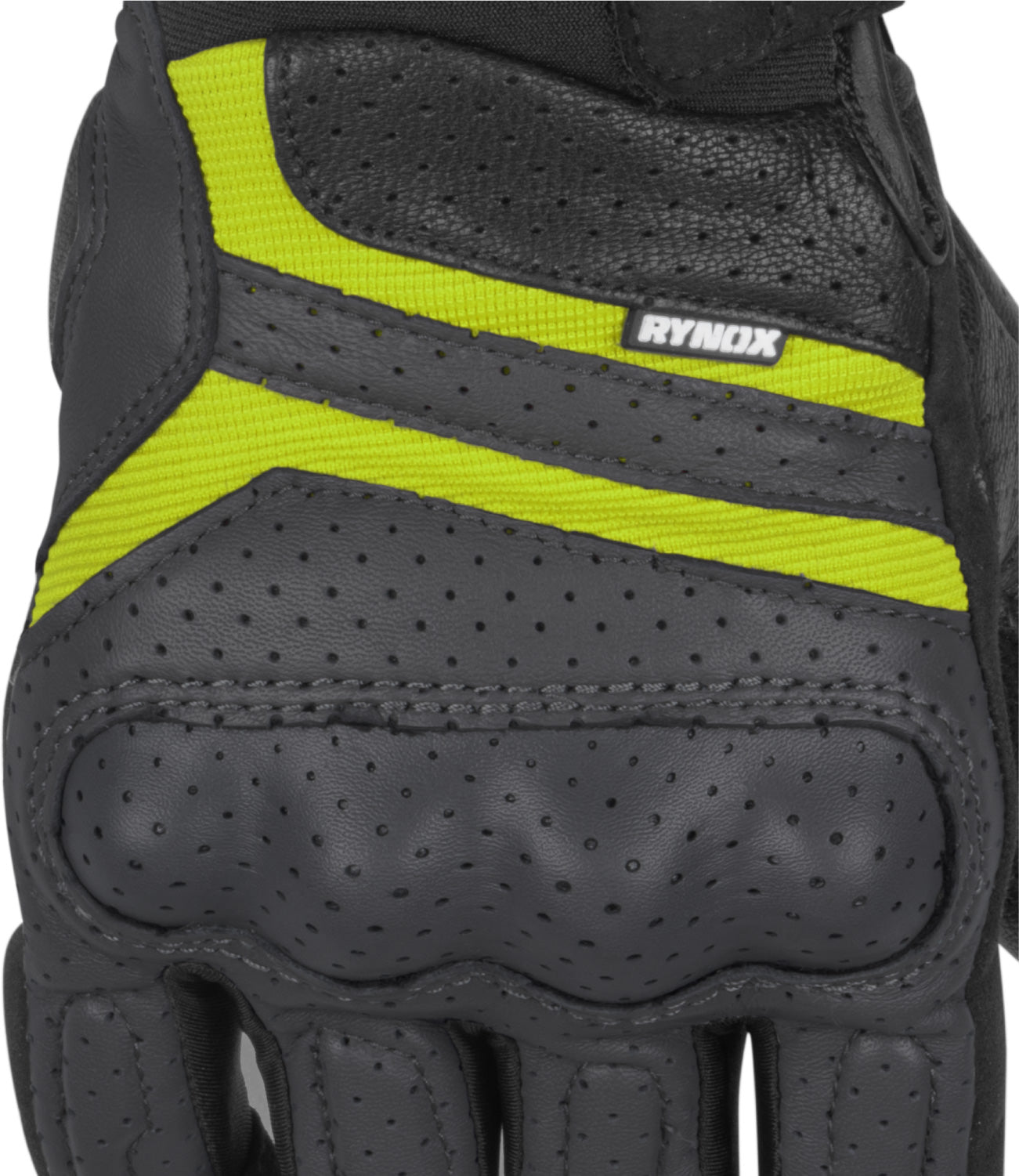 Rynox Air GT Gloves Grey Green 07
