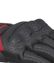 Rynox Air GT Gloves Grey Red 03