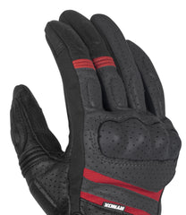 Rynox Air GT Gloves Grey Red 05
