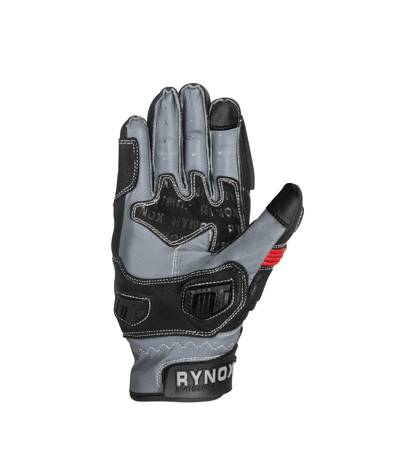 DELTA EVO GLOVES (Black) - Rynox Gears -
